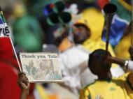 Mandela: arranca o Mundial 2010, a grande festa