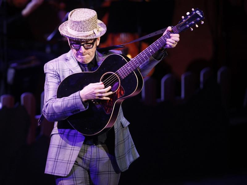 Elvis Costello (Reuters)