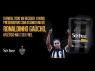 Preservativos Ronaldinho Gaúcho