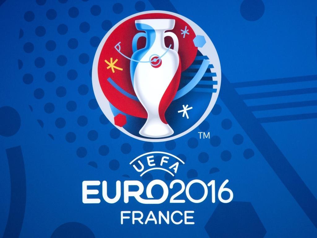 UEFA apresenta logo do Euro 2016