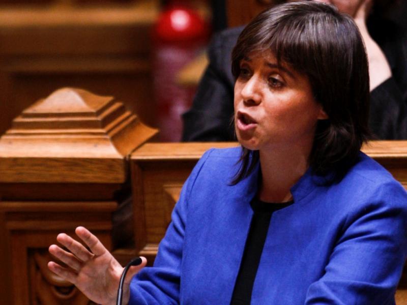 Debate quinzenal no Parlamento [LUSA]