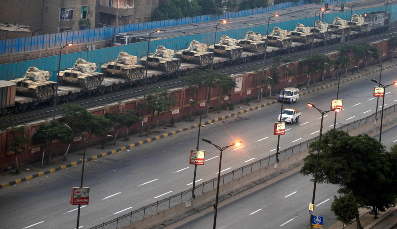 Regressa a tensão ao Egipto (Reuters)