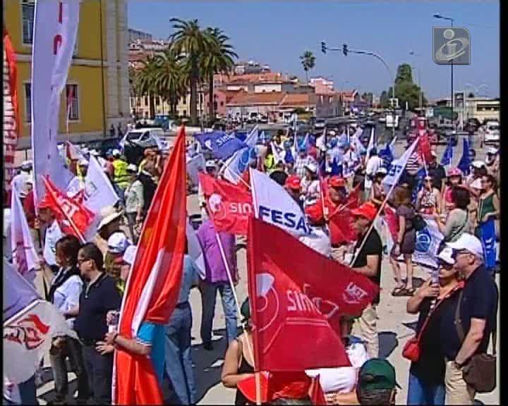 Carlos Silva promete mais ações de luta