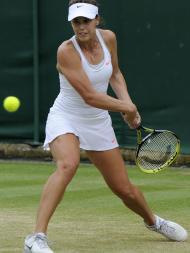 Wimbledon 2013: Michelle Brito (EPA)
