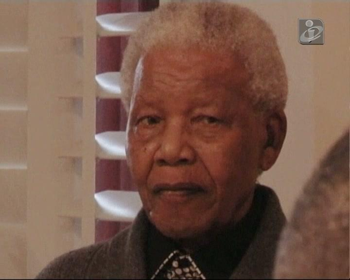 Mandela «revela melhoras»
