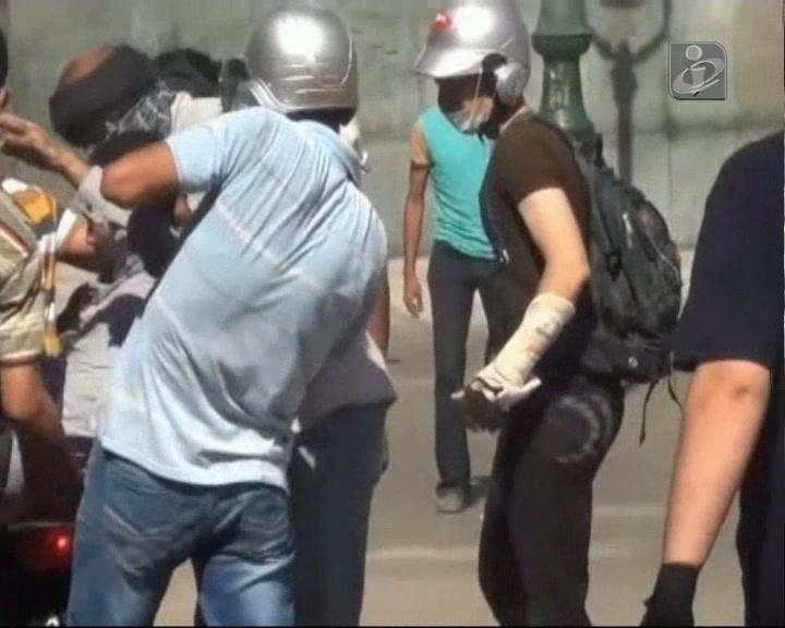 Egito: confrontos causam a morte de fotojornalista americano