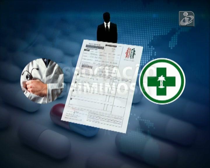 Notícia TVI: médicos confessaram falsificar receitas a troco de dinheiro