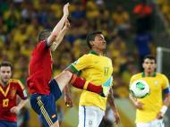 Brasil vs Espanha [EPA/Oliver Weiken]