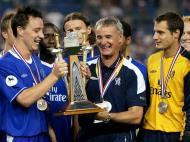 Chelsea depois de Abramovich: 2003/04