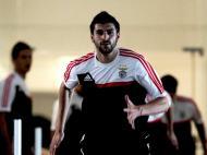 Testes físicos na Luz (foto: SL Benfica)