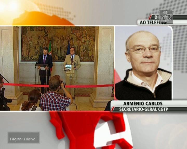 «Luta dos portugueses deixou o Governo numa situação insustentável»