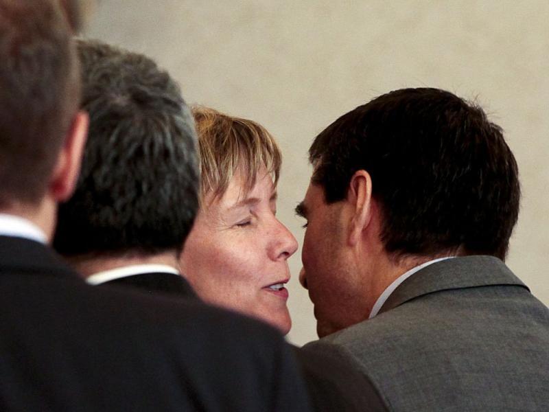Tomada de posse de Maria Luís Albuquerque