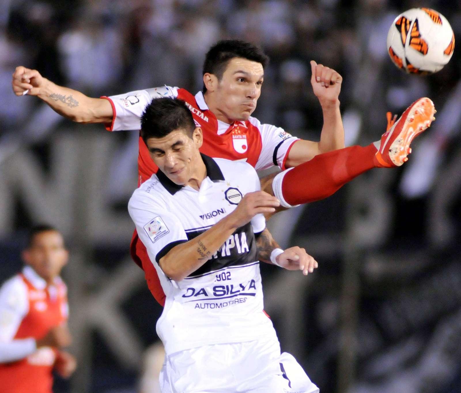 Libertadores: Olimpia mais perto da final