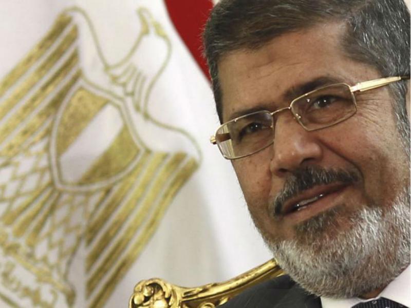 Mohamed Morsi (REUTERS/Amr Abdallah Dalsh )