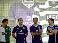 Sporting: apresentação dos novos equipamentos
