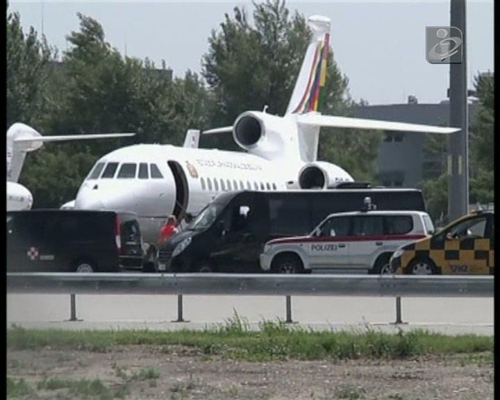 Avião de Evo Morales já levantou voo de Viena
