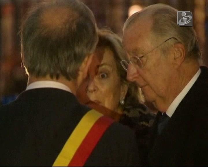 Rei da Bélgica abdica