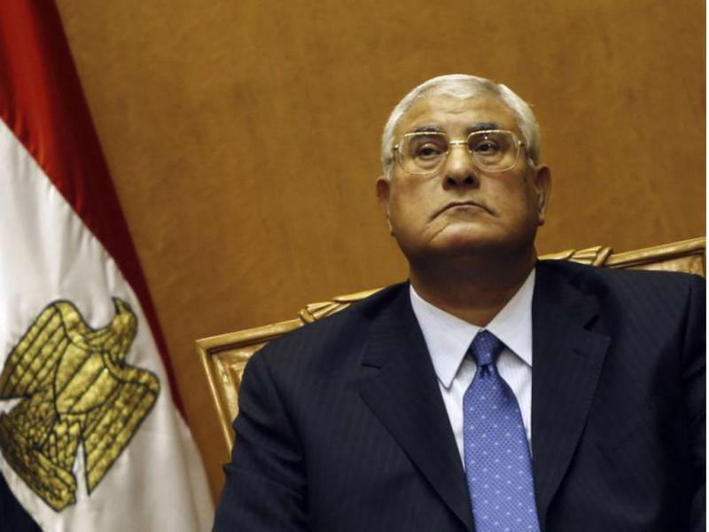 Adli Mansour, presidente interino do Egito (REUTERS/Amr Abdallah Dalsh)
