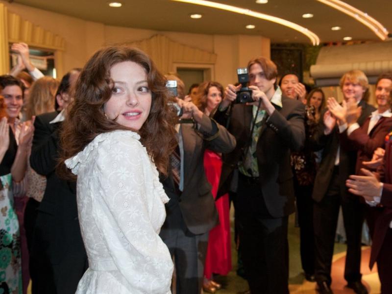Amanda Seyfried em «Lovelace»