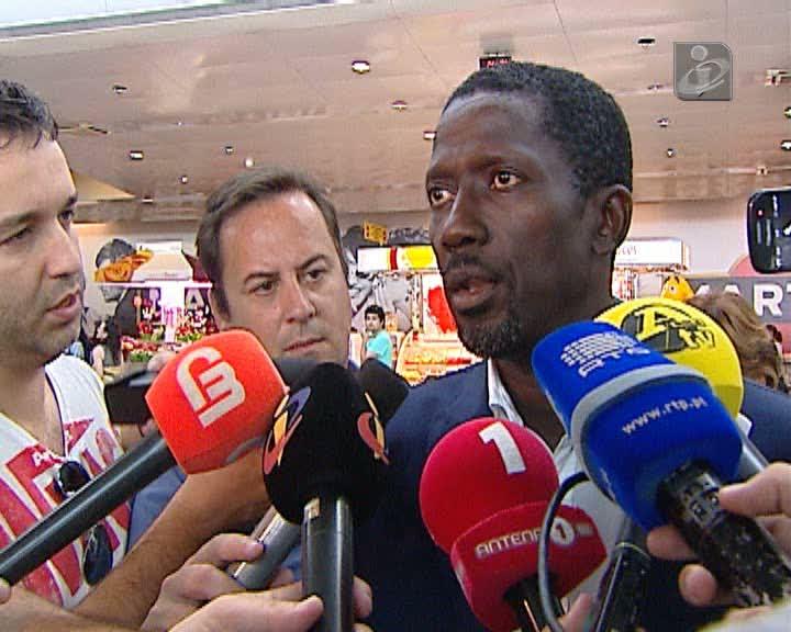 Bebiano Gomes, advogado de Bruma