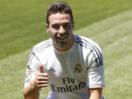 Dani Carvajal no Real Madrid