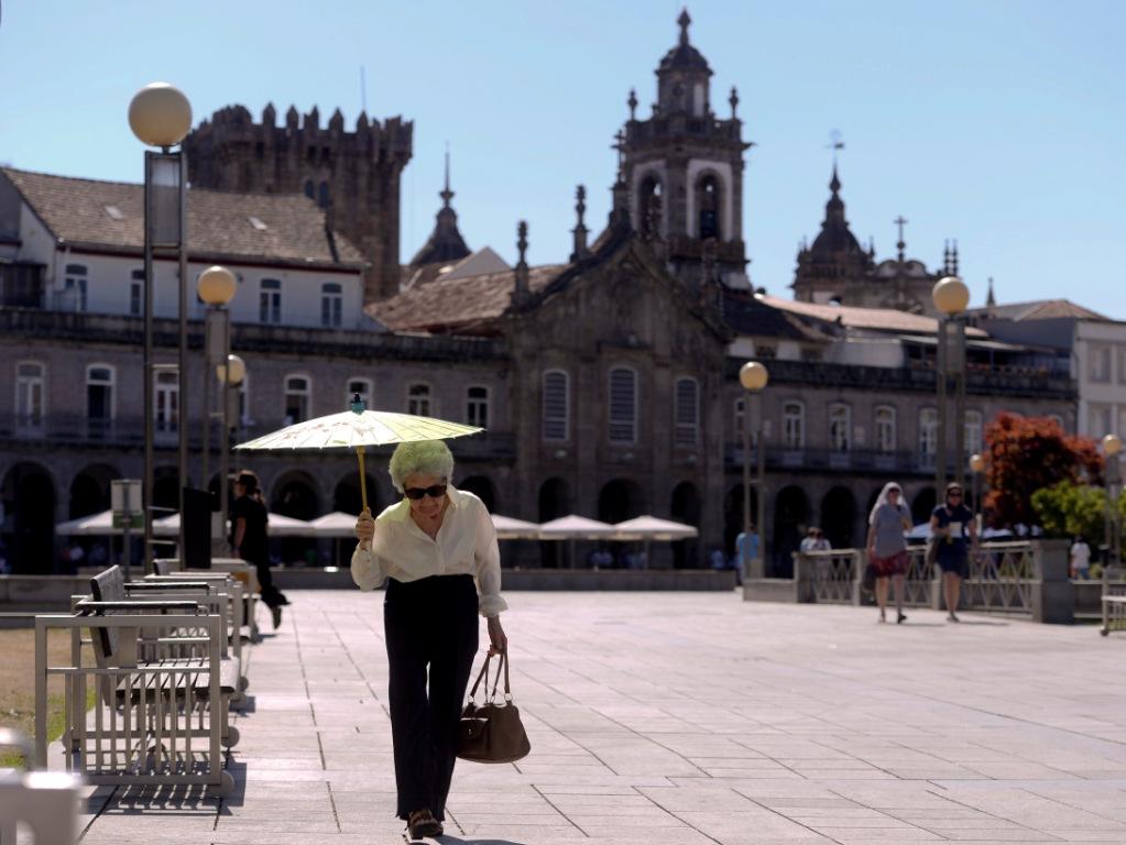 Calor em Portugal [LUSA]