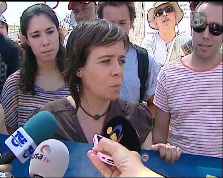 «Única saída é as eleições»