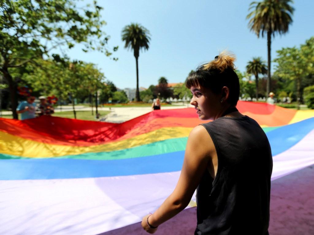 Marcha do orgulho LGBT no Porto [LUSA]