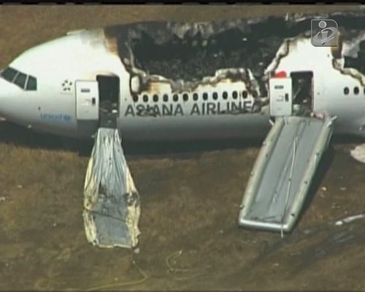 Causas do acidente com o Boeing 777 estão ainda por apurar