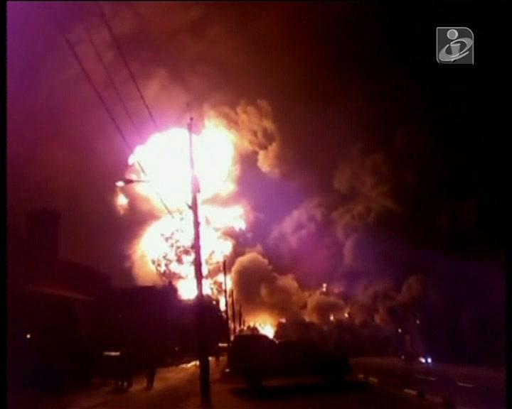 Canadá: 80 pessoas estão desaprecidas após acidente com comboio