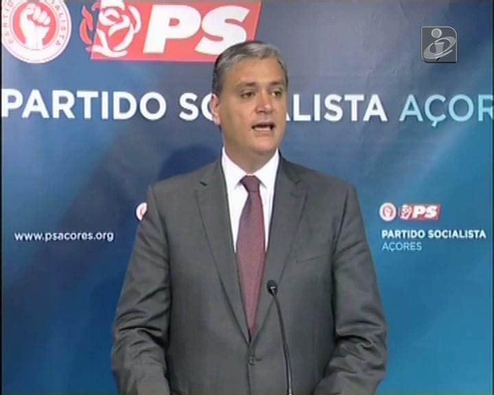 Vasco Cordeiro: eleições são a «única forma» de devolver a confiança