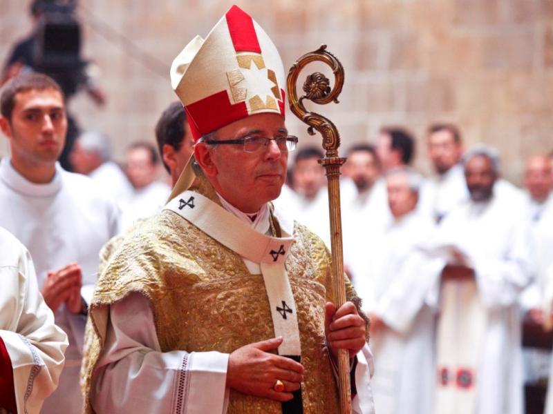 Missa no novo patriarca de Lisboa [LUSA]