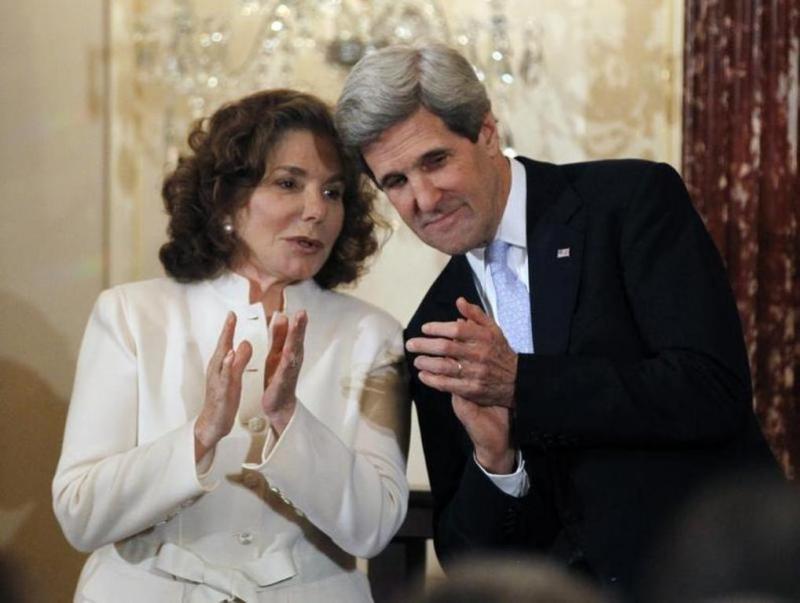 Teresa Heinz-Kerry [Reuters]