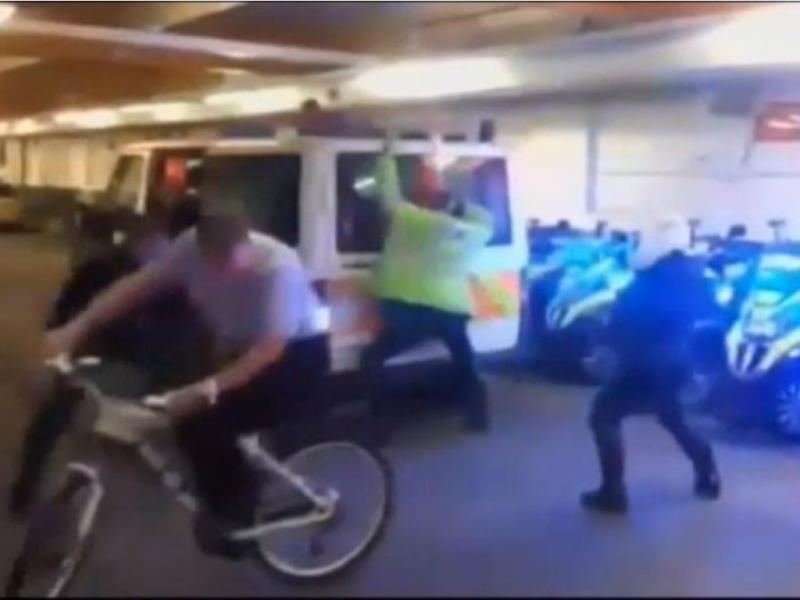 Harlem Shake (Youtube/Reprodução)