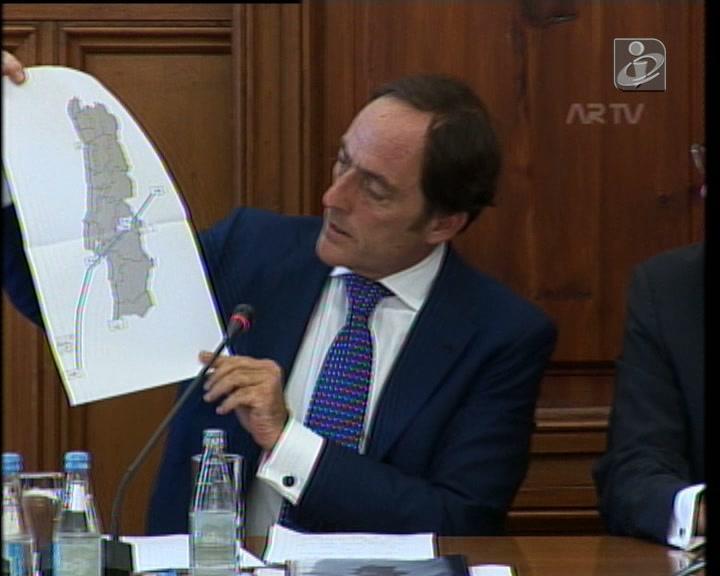 Paulo Portas fala do voo de Evo Morales