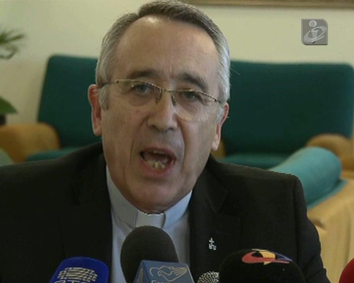 Bispos preocupados com situação no país