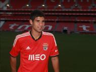 Lisandro Lopez [Foto: Benfica]
