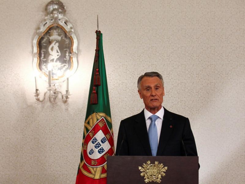 Declaração do Presidente da República (LUSA)