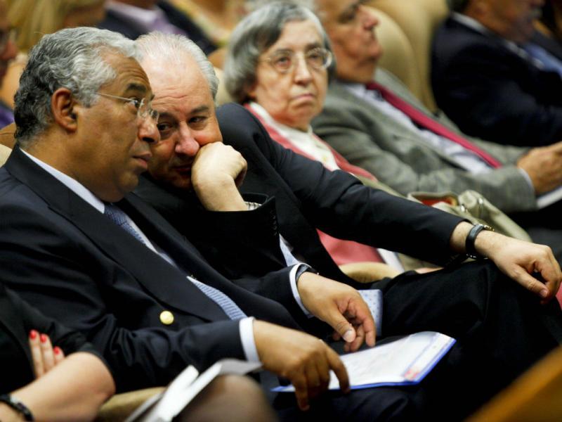 António Costa e Rui Rio (Lusa/Miguel A. Lopes)