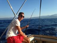 Cristiano Ronaldo - As melhores fotos das férias de verão das celebridades Foto: Facebook e Instagram