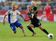Europeu feminino: Suécia-Finlândia