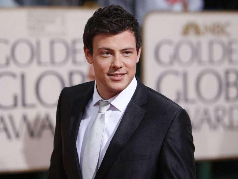Cory Monteith (Reuters)