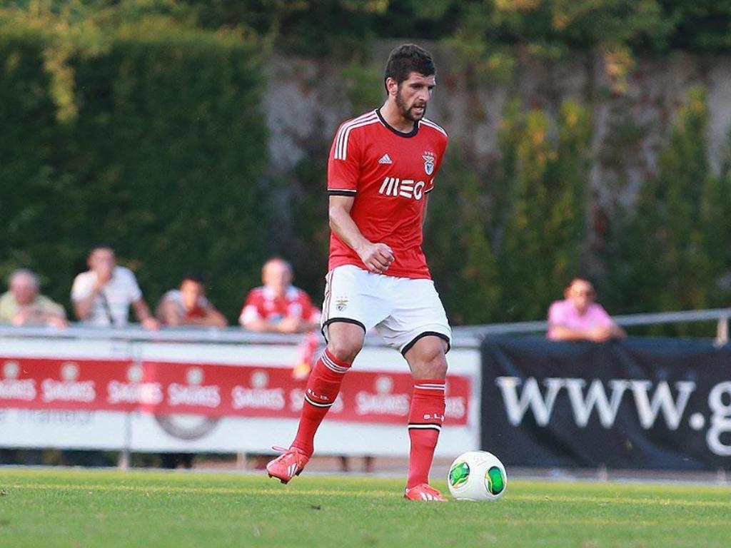 Benfica-Bordéus [Foto: Benfica]