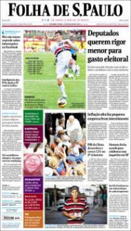 Folha de São Paulo (Brasil)