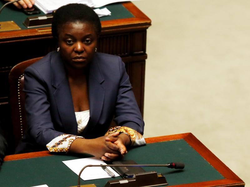 Cecile Kyenge (Reuters)