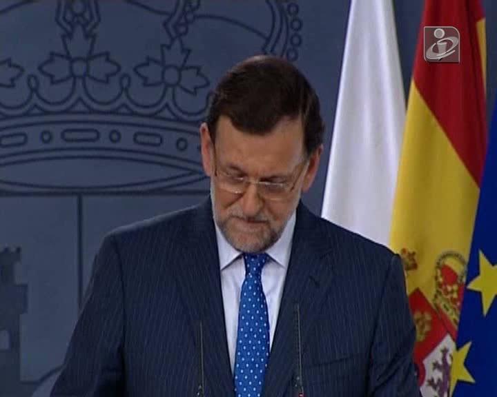 Mariano Rajoy garante que vai «cumprir o mandato»