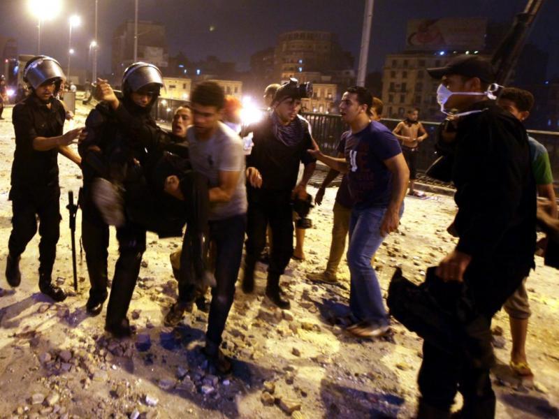 Egito: protestos e confrontos no Cairo