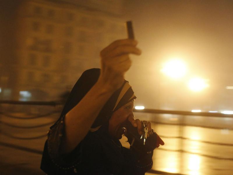 Mais violência no Egito (Reuters)