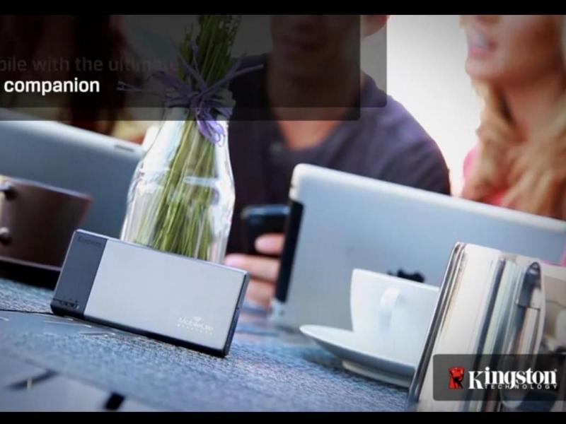 MobileLite Wireless da Kinsgton
