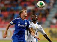 Loucura na Tailândia por Chelsea e Mourinho [EPA]